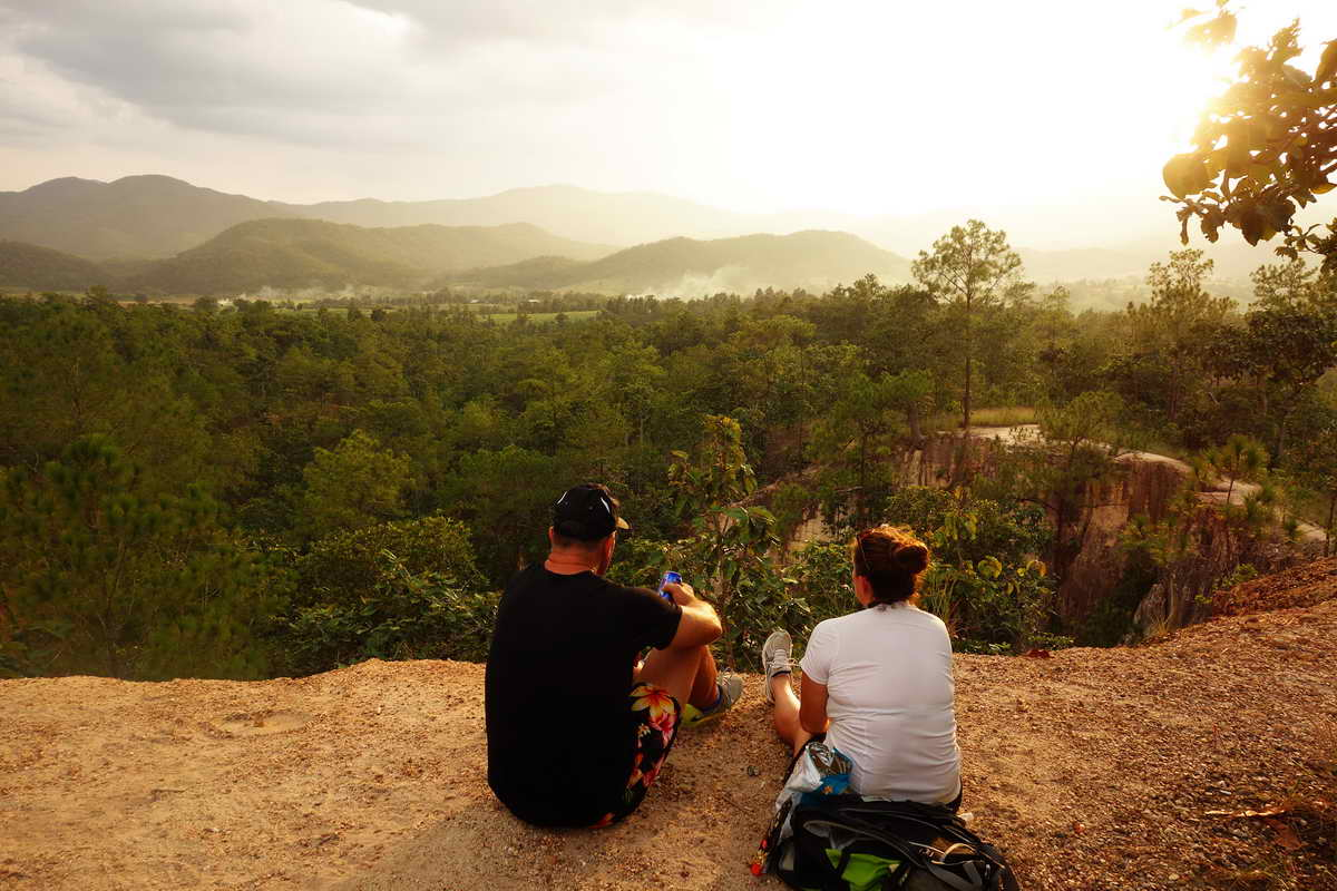 pai canyon, attraction in pai