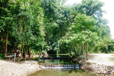 sai ngam hot spring, sai ngam natural hot spring , sai ngam hot springs, hot springs in pai