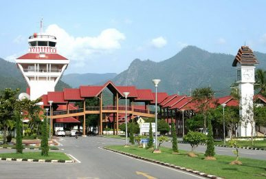 mae hong son airport