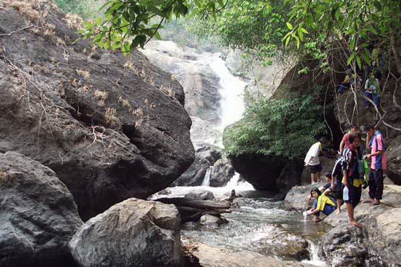 thampla-phasuea waterfall national park, tham pla-pha suea waterfall national park, tham pla cave-pha suea waterfall national park, tham pla-namtok pha suea national park, tham pla - namtok pha suea national park
