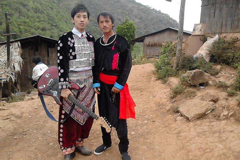 hmong microwave village, hmong microwave, hmong microwave mae hong son, hmong village mae hong son