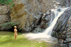 mae yen waterfall, maeyen waterfall, waterfall in pai, mae yen waterfall in pai, maeyen waterfall in pai
