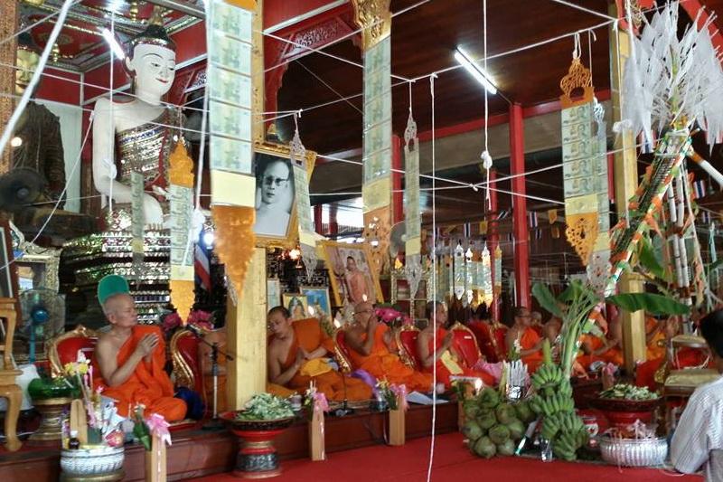 wat hua wiang, wat hua wiang mae hong son, hua wiang temple, hua wiang temple mae hong son