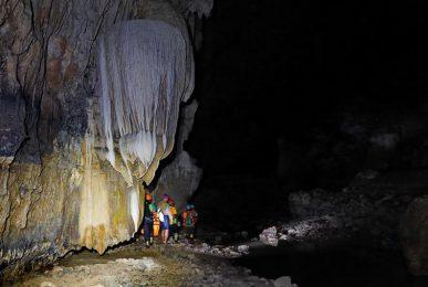 mae lana cave, tham mae lana, mae lana cave in mae hong son, tham mae lana in mae hong son
